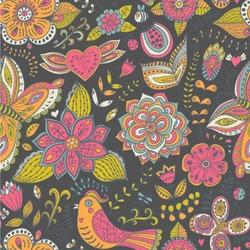 Birds & Butterflies Wallpaper & Surface Covering
