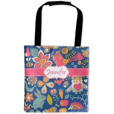 Owl & Hedgehog Auto Back Seat Organizer Bag (Personalized)