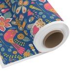 Owl & Hedgehog Custom Fabric by the Yard (Personalized)