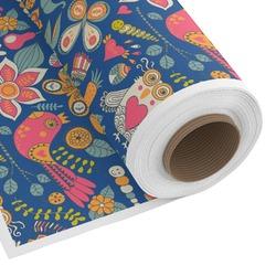 Owl & Hedgehog Custom Fabric - PIMA Combed Cotton (Personalized)