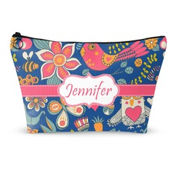 Owl & Hedgehog Makeup Bags (Personalized)