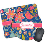 Owl & Hedgehog Mouse Pads (Personalized)