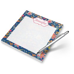 Owl & Hedgehog Notepad (Personalized)