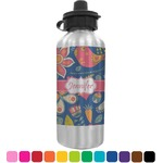 Owl & Hedgehog Water Bottle (Personalized)