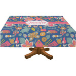 Owl & Hedgehog Tablecloth (Personalized)