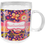 Birds & Hearts Acrylic Kids Mug (Personalized)