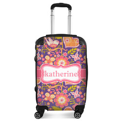 Birds & Hearts Suitcase (Personalized)