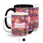 Birds & Hearts Coffee Mugs (Personalized)