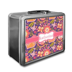 Birds & Hearts Lunch Box (Personalized)