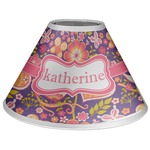 Birds & Hearts Coolie Lamp Shade (Personalized)