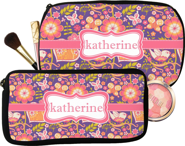 YouCustomizeIt Birds /& Butterflies Duffel Bag Personalized