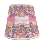 Birds & Hearts Empire Lamp Shade (Personalized)