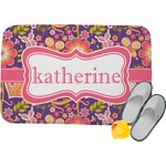 Birds & Hearts Memory Foam Bath Mat (Personalized)