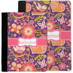 Birds & Hearts Notebook Padfolio w/ Name or Text