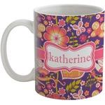 Birds & Hearts Coffee Mug (Personalized)