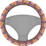 Birds & Hearts Steering Wheel Cover (Personalized)