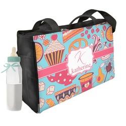 Dessert & Coffee Diaper Bag (Personalized)