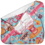 Dessert & Coffee Baby Hooded Towel (Personalized)