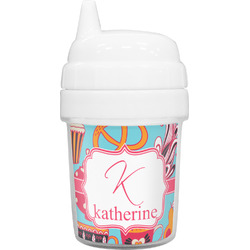 Dessert & Coffee Baby Sippy Cup (Personalized)