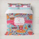 Dessert & Coffee Duvet Covers (Personalized)
