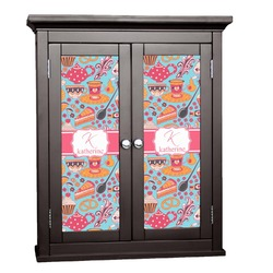 Dessert & Coffee Cabinet Decal - Custom Size (Personalized)