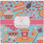 Dessert & Coffee Ceramic Tile Hot Pad (Personalized)