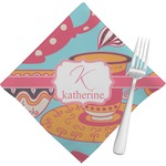 Dessert & Coffee Napkins (Set of 4) (Personalized)