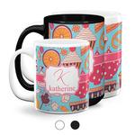 Dessert & Coffee Coffee Mugs (Personalized)