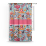 Dessert & Coffee Curtain (Personalized)