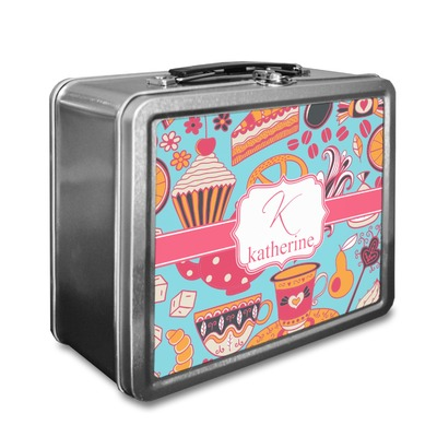 Dessert & Coffee Lunch Box (Personalized)