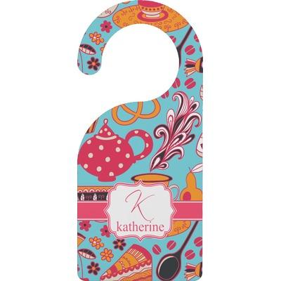 Dessert & Coffee Door Hanger (Personalized)