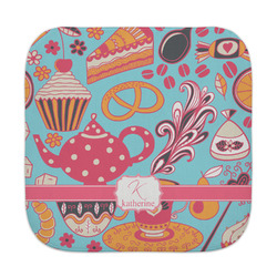 Dessert & Coffee Face Towel (Personalized)