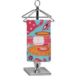 Dessert & Coffee Finger Tip Towel - Full Print (Personalized)