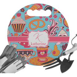 Dessert & Coffee Gardening Knee Cushion (Personalized)