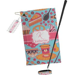 Dessert & Coffee Golf Towel Gift Set (Personalized)