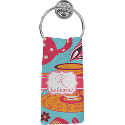 Dessert & Coffee Hand Towel - Full Print (Personalized)