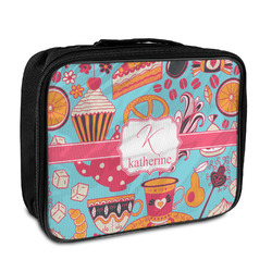 Dessert & Coffee Insulated Lunch Bag (Personalized)
