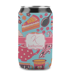Dessert & Coffee Can Sleeve (12 oz) (Personalized)
