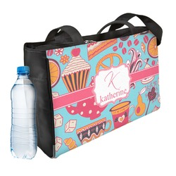 Dessert & Coffee Ladies Workout Bag (Personalized)