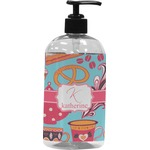Dessert & Coffee Plastic Soap / Lotion Dispenser (Personalized)