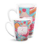 Dessert & Coffee Latte Mug (Personalized)