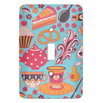 Dessert & Coffee Light Switch Covers - Multiple Toggle Options Available (Personalized)