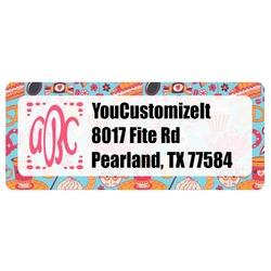 Dessert & Coffee Return Address Labels (Personalized)