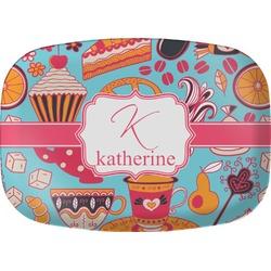Dessert & Coffee Melamine Platter (Personalized)