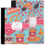 Dessert & Coffee Notebook Padfolio w/ Name and Initial