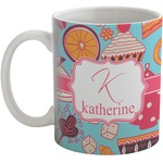 Dessert & Coffee Coffee Mug (Personalized)