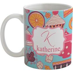 Dessert & Coffee Coffee Mug (Personalized)