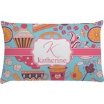 Dessert & Coffee Pillow Case (Personalized)