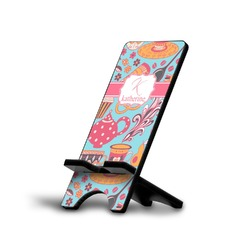 Dessert & Coffee Cell Phone Stands (Personalized)