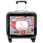 Dessert & Coffee Pilot / Flight Suitcase (Personalized)